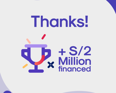 Palgo has financed more than 2 million soles to date